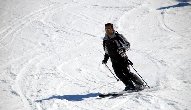 Kayak merkezlerindeki kar kalınlıkları