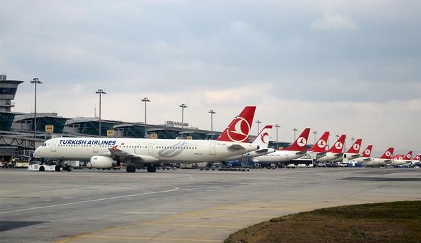İnternet satışları havada yolcu sayısına yansıdı