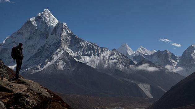 Sahte Everest fotoğrafına rekor ceza