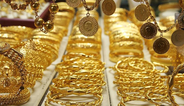 Gün sonunda altın