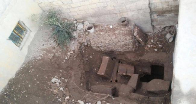 Peygamberimizin katibinin mezarı Türkiyede bulundu