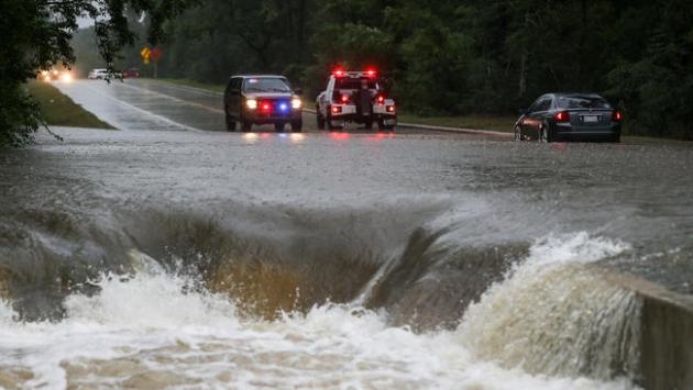 ABDde aşırı yağış ve fırtınalar 3 can aldı