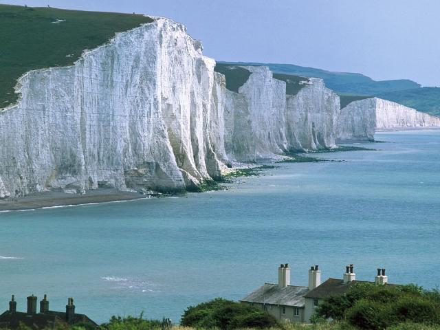 3. Seven Sisters, İngiltere