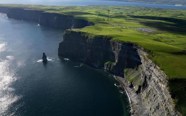 4. Moher, İrlanda
