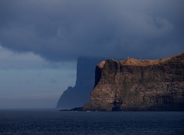 13. Cape Enniberg, Faroe Adaları