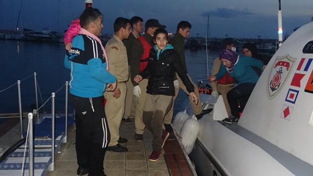 Göçmen teknesi battı: 5 ölü