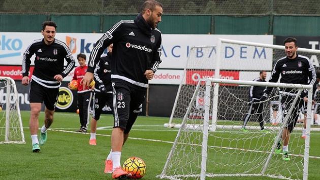 Beşiktaşta Çaykur Rizespor hazırlıkları tamamlandı