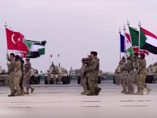 İşte İslam Ordusu