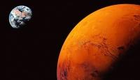 Kýzýl Gezegen'e uydu gönderildi
