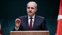 Numan Kurtulmuştan CHP konvoyuna saldırıya kınama