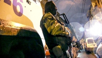 Kütahyada terör operasyonu: 12 gözaltı