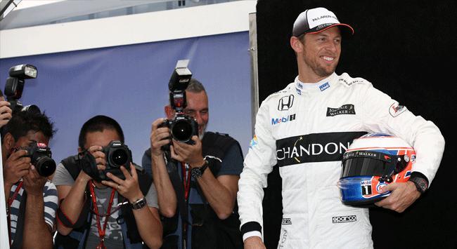 En tecrübelisi Jenson Button