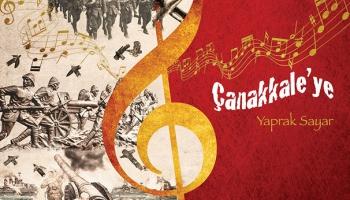 Çanakkale ruhunu anlatan 7 türkü 1 albümde