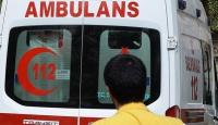 Kocaelide otomobil dereye yuvarlandı: 3 yaralı