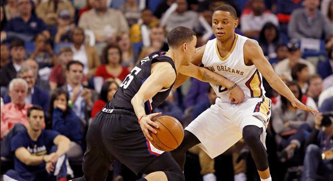 Eksik Pelicans Clippersı yıktı