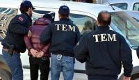 Antalyada terör örgütü operasyonu: 9 gözaltı