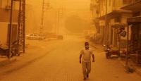 Meteorolojiden kuvvetli rüzgar ve toz taşınımı uyarısı