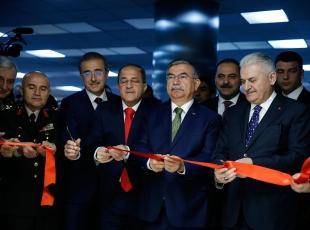 Siber Savunma Teknolojileri Merkezi açıldı