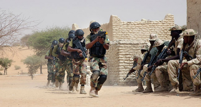 Nijeryada Boko Harama yönelik operasyon: 2 ölü, 4 yaralı