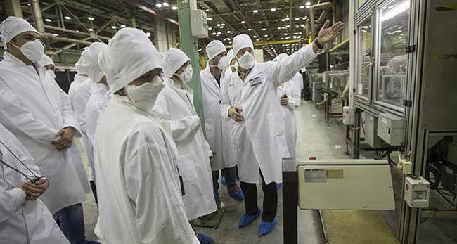STMden yerli nükleer sanayi atağı