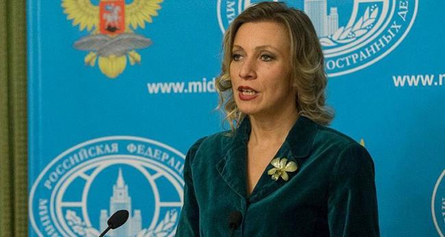 Zaharova: Kimse Rusyaya 24 saat veriyorum diyemez