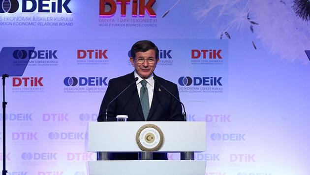 """""""Türkiye bütün krizleri aşacak güçtedir"""""""