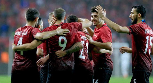 Türkiye ile Almanya hazırlık maçı yapacak