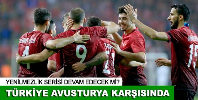 Avusturya-Türkiye maçý hangi kanalda saat kaçta ?