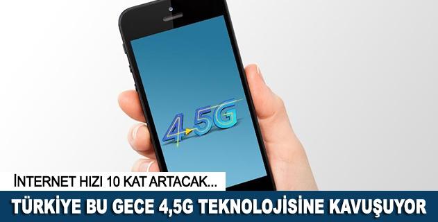 4,5G dönemi baþlýyor