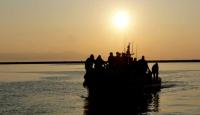 Ege Denizinde 34 yabancı uyruklu yakalandı