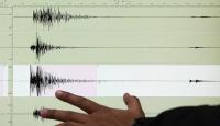Şilide 6,2 büyüklüğünde deprem