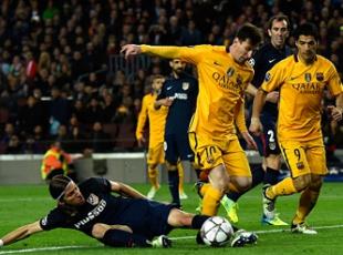Barcelona - Atletico Madrid maç özeti