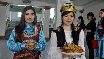 Kırgızistan Milli Ünv'de Türkçe Öğretim Merkezi açıldı