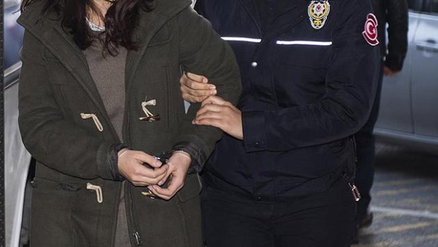 """""""Canlı bomba"""" şüphesiyle aranan kişi Ankarada yakalandı"""