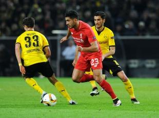 Borussia Dortmund - Liverpool maç özeti