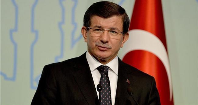 Davutoğlu Diyarbakırdaki saldırıyla ilgili bilgi aldı