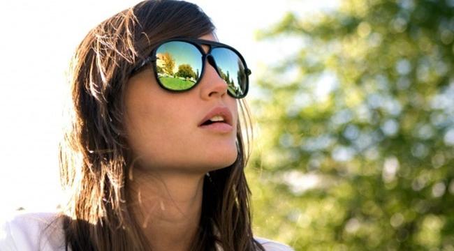 Güneş gözlüğü kataraktı önlüyor