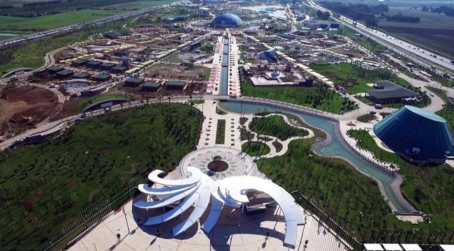 EXPO 2016'da ülke sayýsý 51'e ulaþtý