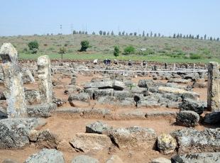 Kayı Boyu sembolü olan mezar taşları bulundu,