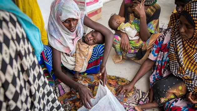 Türk iş adamlarından Etiyopyaya yardım eli