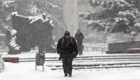 Ankara'da Kar Tatili Uzadı