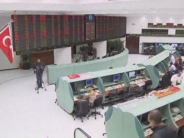 Borsa Yüzde 1,23 Yükseldi