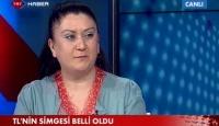 TL Simgesinin Tasarımcısı TRT Haber'e Konuştu