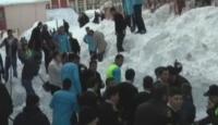Kar Altında Can Pazarı