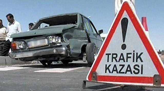 Tekirdağda Trafik Kazası