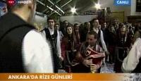 Ankara'da Rize Günleri