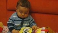 Bebeğin Uykuyla Mücadelesi