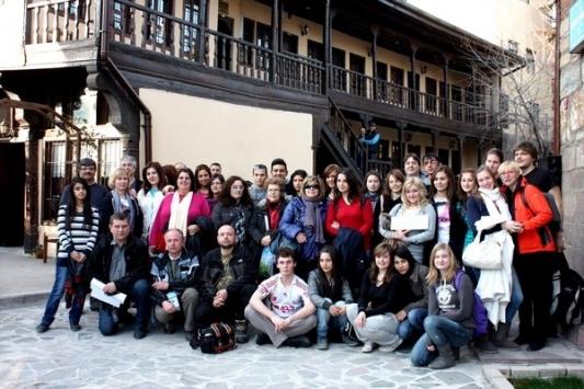 Polonyalı Eğitimciler Çankırı da