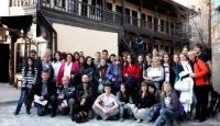 Polonyalı Eğitimciler Çankırı' da