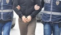 DBP İl Eş Başkanı Öcalan tutuklandı